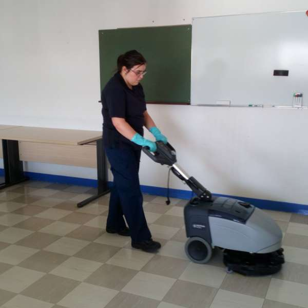Nos métiers de la propreté